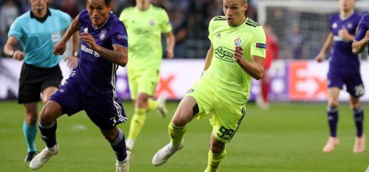 Andy Najar y Emilio Izaguirre perdieron en la Europa League