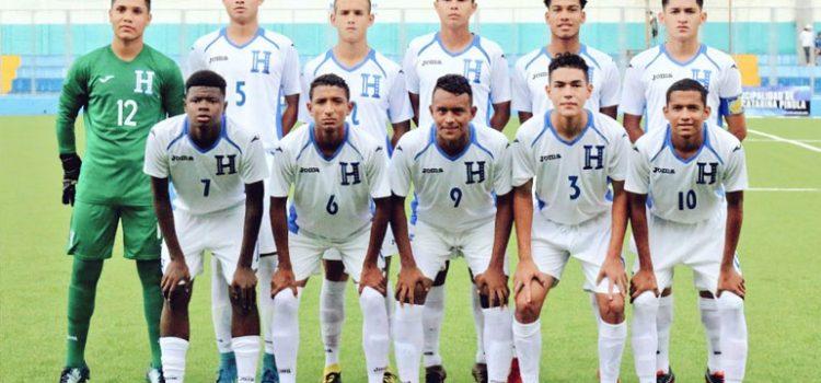 Selección de Honduras debuta con derrota en torneo Uncaf