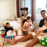 Alana Martina, la hija de Cristiano y Georgina Rodríguez, cumple su primer año