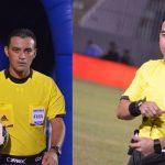 Héctor Rodríguez y Melvin Matamoros pitarán las semifinales de ida
