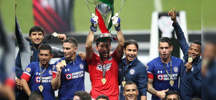 Cruz Azul vence a Monterrey y conquista la Copa MX 2018