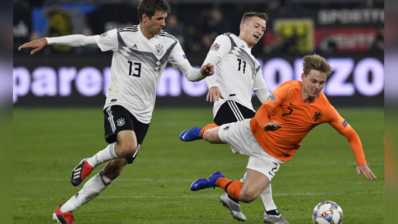 Francia eliminada de Liga de las Naciones tras empate de Holanda
