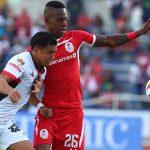 Michaell Chirinos marca su tercer gol en México