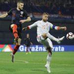 Liga de Naciones: Croacia derrota a España en el descuento