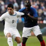 Francia cierra el 2018 con un triunfo ante Uruguay