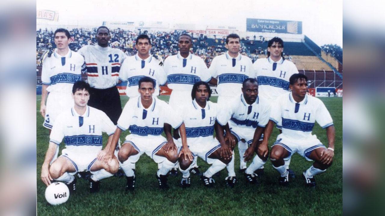 Hace 22 años, Honduras queda eliminada del Mundial de Francia 98