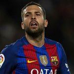 Juventus ficharía a Jordi Alba ante la posible partida de Alex Sandro
