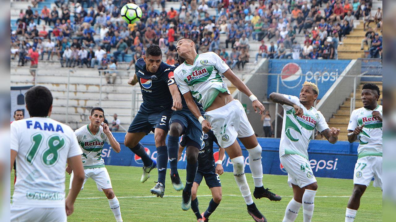 Liga Nacional confirma fecha y horarios de la penúltima fecha del Apertura