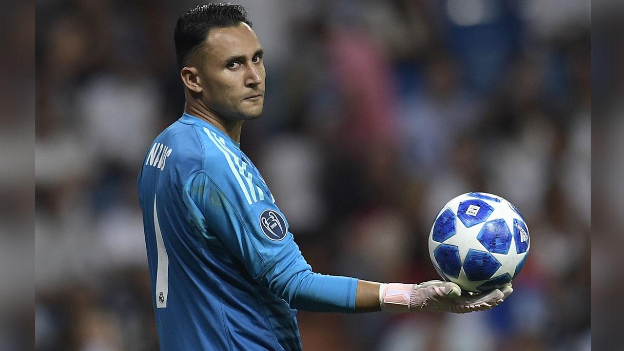 Keylor Navas dejará el Real Madrid