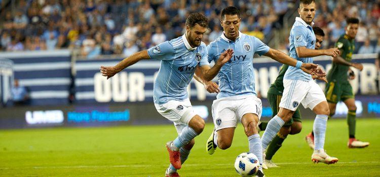 El Kansas City de Roger Espinoza por el reinado del Oeste en la MLS