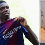 Dembélé denunciado por dejar casa en Dortmund en mal estado