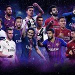 Los 50 nominados al Equipo del Año de la UEFA