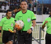 La final será pitada por árbitros hondureños