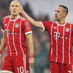 Bayern Munich anuncia la salida de Robben y Ribéry