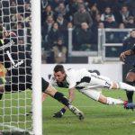 Juventus derrota al Inter en el derbi de Italia