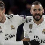 Alineación oficial del Real Madrid contra el Kashima