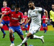 Real Madrid decepciona en el Bernabéu