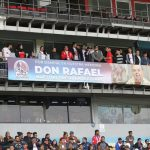 Rinden homenaje póstumo a José Rafael Ferrari en la gran final