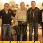Real España presenta a Carlos Restrepo como su entrenador