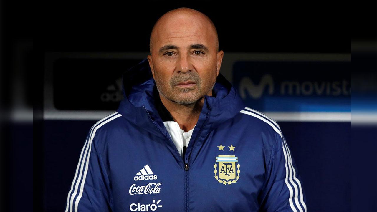 Jorge Sampaoli es nuevo entrenador del Santos