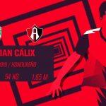 OFICIAL: El Atlas de México anuncia el fichaje de Cristian Cálix