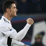 Cristiano Ronaldo evita primera derrota de la Juventus