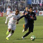 Con polémica, Motagua se quedó con el primer partido de la final