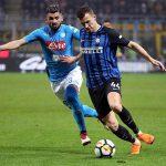 Inter-Nápoles partido «clave» hoy en Italia