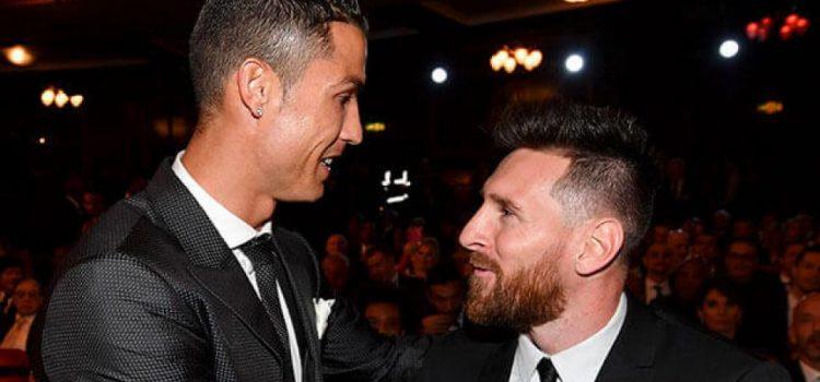 """Lionel Messi confesó que su rivalidad con Cristiano Ronaldo """"fue muy sana"""""""