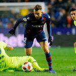 Barcelona pierde contra Levante en octavos de final de la Copa del Rey