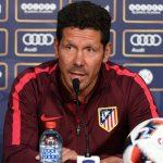 El Atlético negocia renovación con Diego Simeone hasta el 2022