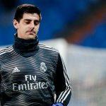 Real Madrid pierde a Courtois por lesión