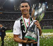 """Cristiano Ronaldo, tras ganar la Supercopa: """"Empiezo bien el 2019"""""""