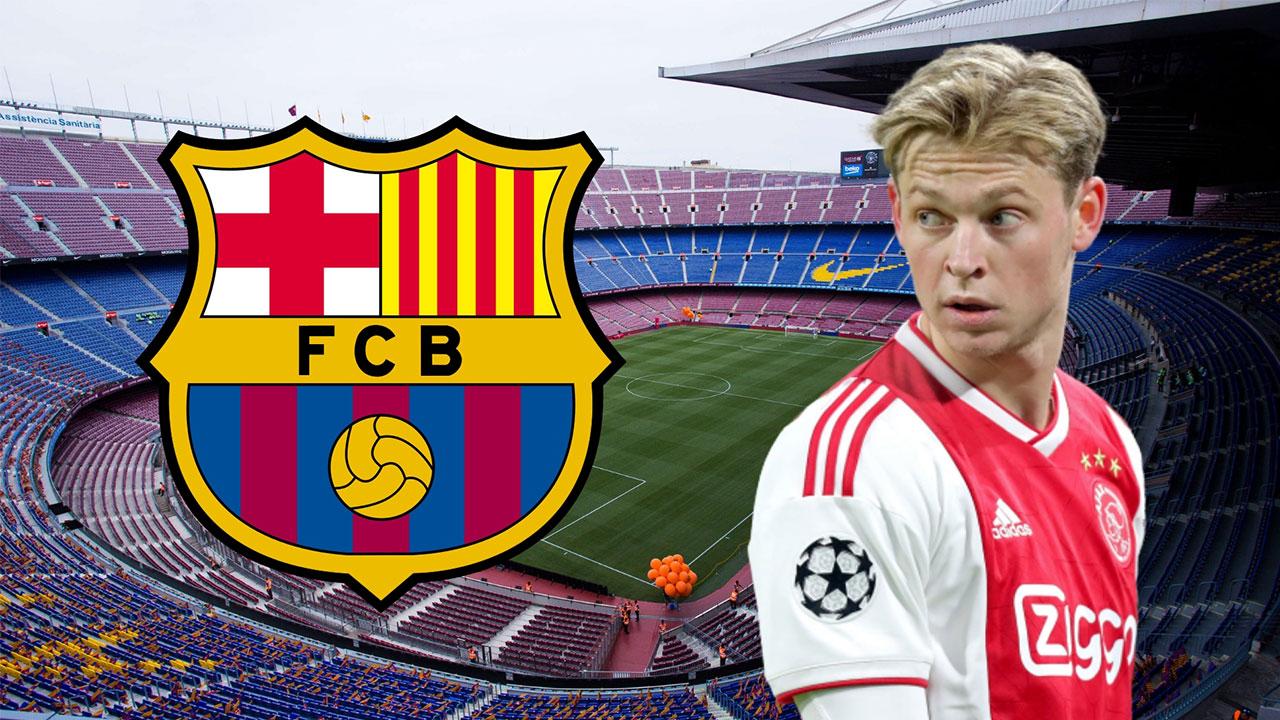 De Jong dice sí al Barcelona y llegaría en junio