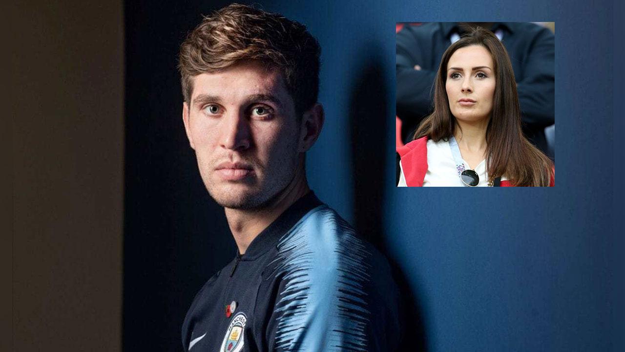 John Stones del Manchester City se separa de su novia de infancia