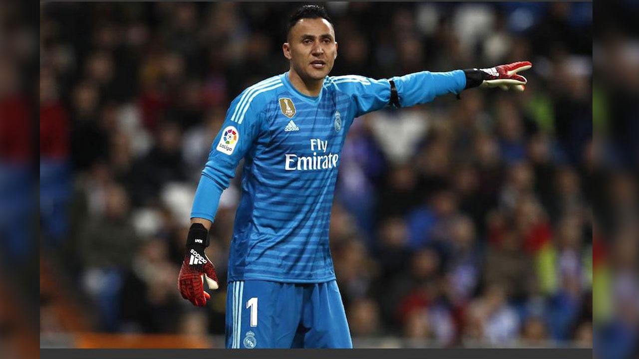 Real Madrid dedica este vídeo a Keylor Navas por sus 150 partidos