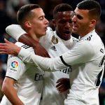 Real Madrid olvida su crisis con un gran Vinícius ante el Leganés