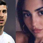 Sandra Garal, la nueva novia de Marco Asensio