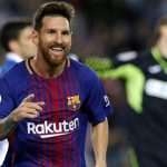 Messi recibe el año nuevo bailando y sus movimientos son sensación en Internet (VÍDEO)