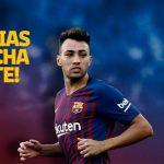 El Barcelona traspasa a Munir El Haddadi al Sevilla