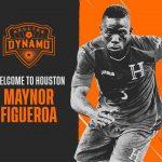 Houston Dynamo confirma fichaje de Maynor Figueroa