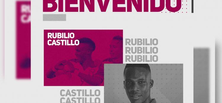 Saprissa oficializa la contratación de Rubilo Castillo