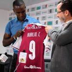 Saprissa presenta oficialmente a Rubilio Castillo