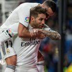 Sergio Ramos alcanza los 100 goles en su carrera