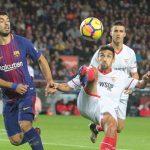 ¡Sin Messi! Sevilla recibe al Barcelona en cuartos de Copa del Rey