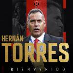 El colombiano Hernán Torres dirigirá a los hondureños en el Alajuelense