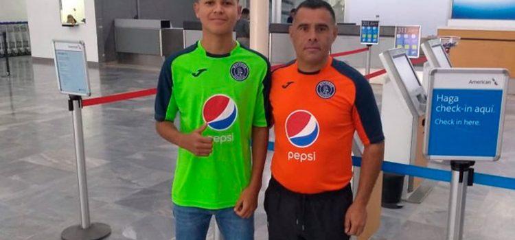 Juvenil delantero de Motagua reforzará al Milan