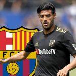 Carlos Vela llega a un acuerdo para ser nuevo jugador del Barcelona