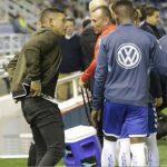 Bryan Acosta se despide del Tenerife