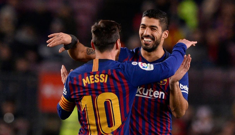 Barcelona se impone al Leganés con el VAR como protagonista